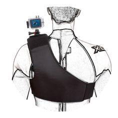 Shoulder & Chest Harness for GoPro