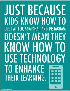 Do We Need to Teach Students to Use Technology? | Tech Learning