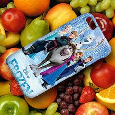 disney frozen cover design for your iphone caseipod by ScandyNavia