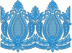 Heavy Laces Designs For Bridal And Groom Dresses Saree Embroidery Design, Border Embroidery Designs, Couture Embroidery, Rose Embroidery, Machine Embroidery Patterns, Motif Design, Border Design, Lace Design, Border Pattern