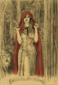 Abraham | Little Red Riding Hood