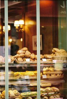 Paris bakery