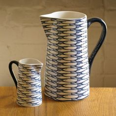 Sardine Run Water Jug & Milk Jug