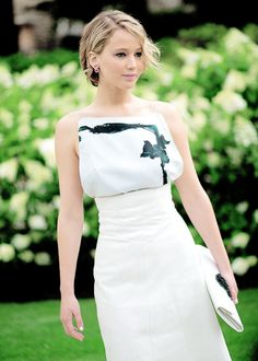 Gorgeous Jennifer Lawrence