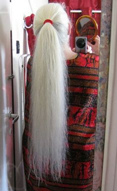 Doreen Ellen Bell-Dotan Ponytail 25 07 11 by Doreen Ellen Bell-Dotan, via Flickr