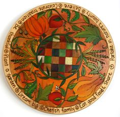 Cherish Family Lazy Susan