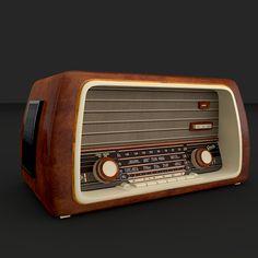 Graetz Old Radio on Behance