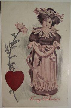 https://flic.kr/p/4jvHxr | Vintage Valentine's Day Postcard