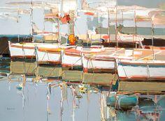 "Josef Kote Ltd Ed.Giclees ""All Together The Return"" - Vinings Gallery"