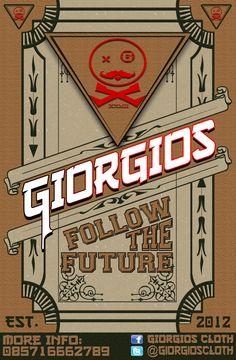 HANGTAG GIORGIOS CLOTH