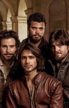 An Extraordinary Man (The Musketeers BBC) - Chapter One #wattpad #adventure