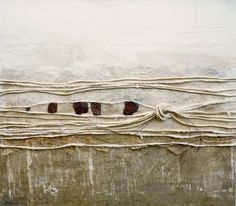 "Saatchi Art Artist María José Fort; Collage, ""Raymi"" #art"