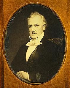 A daguerreotype portrait photo of the United States President James Buchanan, He is the only president from Pennsylvania, the only president who remained a lifelong bachelor, and the last to be born in the century. Presidents Wives, American Presidents, American Civil War, American History, Presidential Portraits, Presidential History, James Buchanan, Us History, History Facts