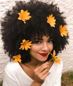 Braids Curly Muir Haare Styles Hair Outs Natural Hair Tips, Natural Hair Journey, Natural Hair Styles, Curly Hair Styles, Rides Front, Black Girl Aesthetic, Pelo Afro, Afro Girl, Afro Textured Hair