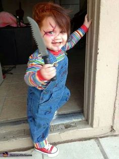 Adorable Chuckie Costume
