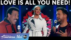 All You Need Is Love! Performed By Katy Perry, Luke Bryan And Lionel Richie - American Idol 2021 - YouTube Lionel Richie, Luke Bryan, American Idol, All You Need Is Love, Katy Perry, The Man, Singing, Hollywood, Songs