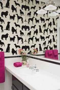 dog wallpaper   Braun + Adams