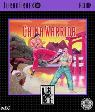 Play China Warrior (NEC TurboGrafx 16) online | Game Oldies