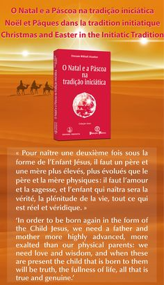 "Portugal ! Nouvelle traduction de ""Noël et Pâques dans la tradition initiatique"" par le co-éditeur Publicações Maitreya / Portugal! New translation of 'Christmas and Easter in the Initiatic Tradition' from co-publisher Publicações Maitreya Information --> www.publicacoesmaitreya.pt En français : www.prosveta.com/api/product/P0209FR In English: www.prosveta.com/api/product/P0209AN"