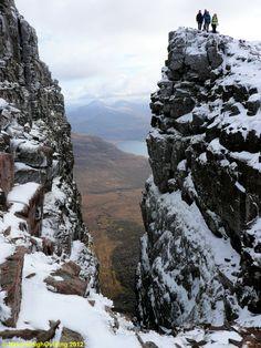 Beinn Alligin in Scotland Beautiful World, Beautiful Places, Scottish Mountains, Hill Walking, Scottish Accent, England Ireland, Scottish Highlands, Scotland Travel, Nature Scenes