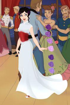 Rei Hino/ Princess Mars