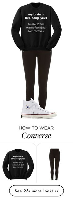 """""""Untitled #647"""" by catstyles-946 on Polyvore featuring River Island and Converse"""
