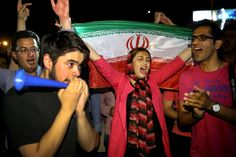 A CRITICAL UNKNOWN IN THE IRANIAN NUCLEAR DEAL Iran nuclear celebrations