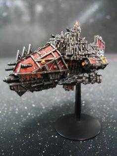Ork Ship