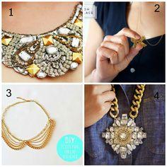 fashionbagsandiy: Jewelry tutorials 2