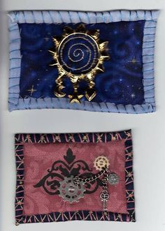 And Still More Teesha Moore Inspired Patches Swap Gallery - ORGANIZED CRAFT SWAPS