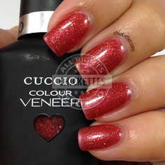 Cuccio Higher Grounds - swatch by Chickettes.com