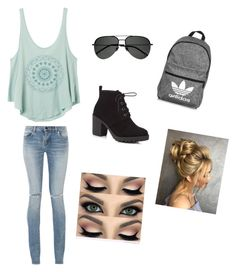 My own design on Polyvore. Love this