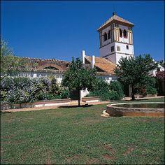 Hacienda San Antonio de Clavinque. Mairena del Alcor (Sevilla). Torre contrapeso-mirador.