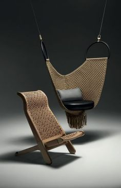 Swing Chair  de Patricia Urquiola