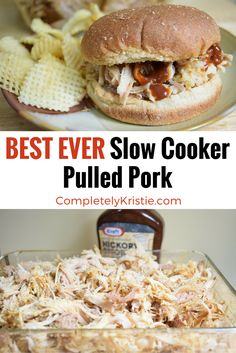 Need to feed a crowd on the cheap or just want to stock your freezer with easy meals for nights when you don't have time to cook? This slow cooker pulled pork is a guaranteed crowd pleaser and it freezes well, too! The secret's in the dry rub, which is made from simple ingredient you probably have on hand. Click here for the full recipe!