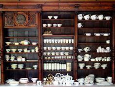 nice shelf display