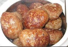 Шустрый повар.: Вкусные домашние котлеты – все секреты приготовления Keto Cauliflower, Saveur, Baked Potato, Muffin, Potatoes, Cooking Recipes, Tasty, Vegetables, Breakfast