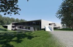 Hospital Vicente Ferrer | Mario Corea Arquitectura