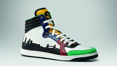 Gucci Collection for the Olimpic Games in London - shoes, bags and more...