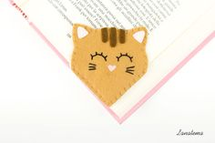 Brown Corner Bookmark Animals