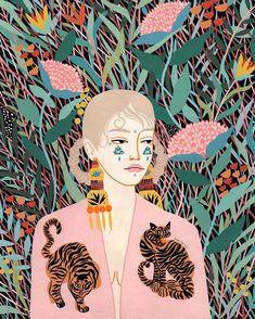 """""""KOREAN DREAMS"""" by Sasha Ignatiadou"""