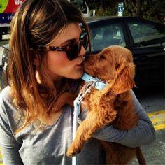 Molly Tarlov Adopts Illegally Adorbz Pup, Names Her Buffy [Photos]