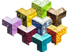 inner city quilt pattern free - Google Search