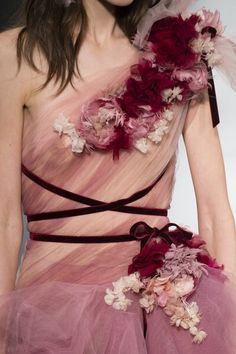 Marchesa | SS 2018 | Ready-to-wear | details