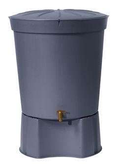 Rainline - Rainwater Tanks & Butts, 300 Litre Lanzarote Butt & Stand