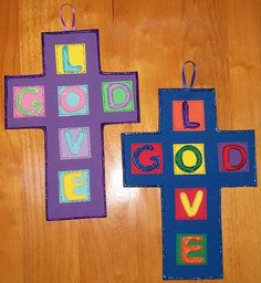 God is love craft card & art sunday school activities, sunday school pr Children's Church Crafts, Vbs Crafts, Preschool Crafts, Easter Crafts, Arts And Crafts, Sunday School Projects, Sunday School Activities, Church Activities, Bible Story Crafts