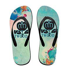 New York Nicks Unisex Leisure Beach Flip-flops Sandals Black