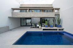Two Houses by BAK Arquitectos (via Gau Paris)