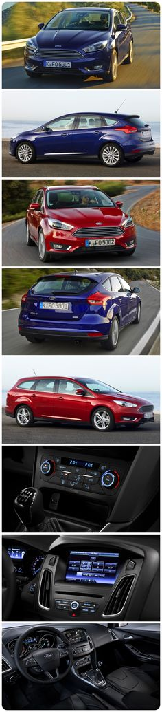 New FORD Focus -