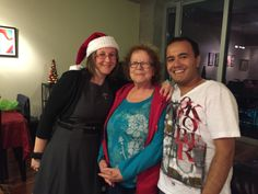 Christmas Eve with Friends
